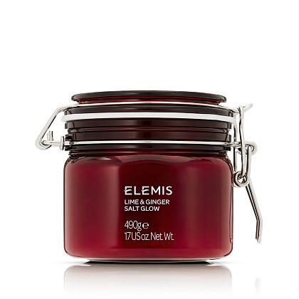 Солевой пилинг для тела Лайм-Имбирь 490 грамм / Exotic Lime & Ginger Salt Glow 490g