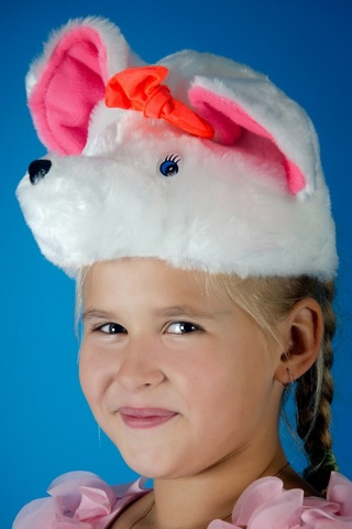 Карнавальная шапочка Мышь 2