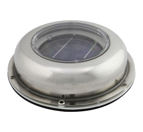 Вентилятор на солнечных батареях