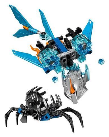LEGO Bionicle: Акида, тотемное животное воды 71302 — Akida - Creature of Water — Лего Бионикл