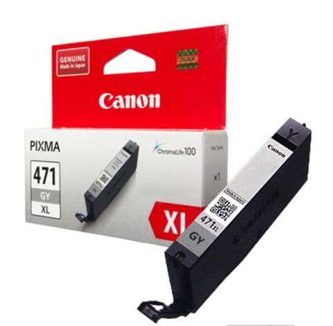 Картридж Canon CLI-471XL GY/0350C001