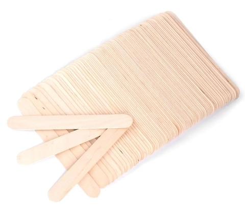 Шпатель деревянный (100 шт.)