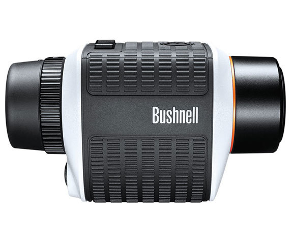 Обрезиненное покрытие монокуляра Bushnell Stableview 8x25