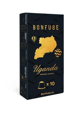 """Капсулы Nespresso """"Uganda"""" medium roast (10 капсул в упаковке)"""