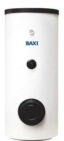 Baxi Бойлер с двумя теплообменниками UBVT 400 DC жесткий кожух