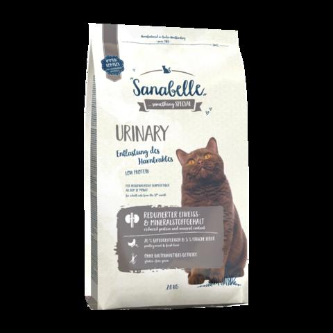 Bosch Sanabelle Urinary Сухой корм для кошек с чувствительной мочеполовой системой с домашней птицей