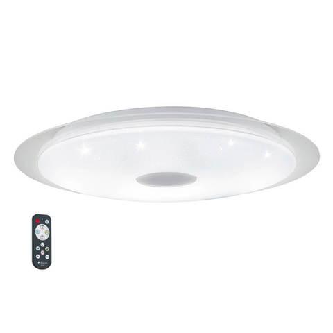 Светодиодный потолочный светильник с пультом ДУ Eglo MORATICA-A 98219