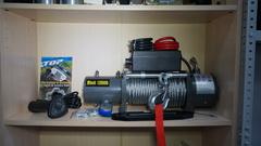 Лебёдка Electric Winch 12000lbs М/Т 24v