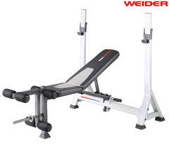 Силовая скамья со стойкой Weider WEIDER PRO 350L