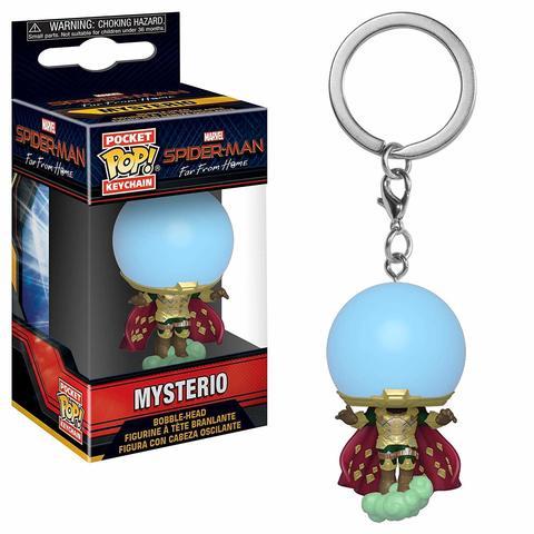 Брелок Funko Pocket POP! Keychain: Marvel: Spider-Man: Far From Home: Mysterio 39363-PDQ
