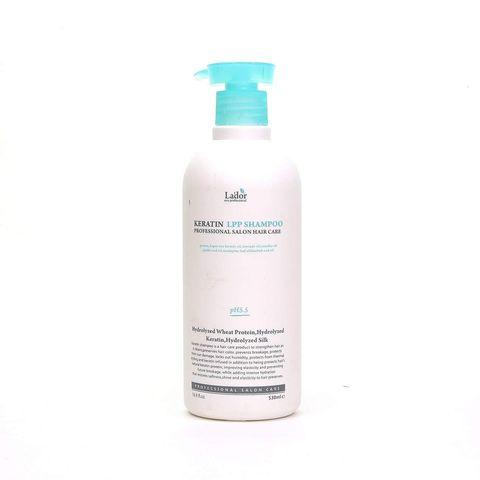 Шампунь для волос кератиновый LA'DOR Keratin LPP Shampoo new 530мл
