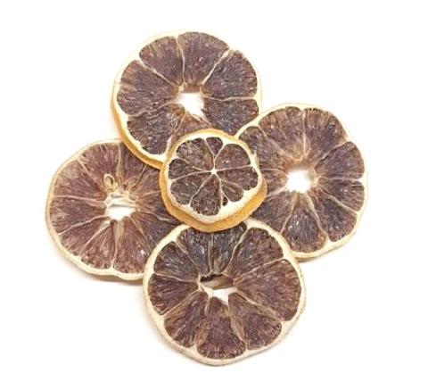 Сушеный лимон кольца 100 гр.
