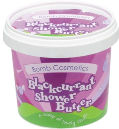 Мыло-мороженое ЧЁРНАЯ СМОРОДИНА Bomb Cosmetics