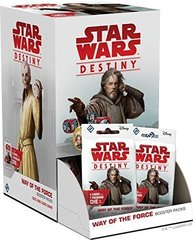 Дисплей бустеров «Star Wars: Destiny. Way of the Force»