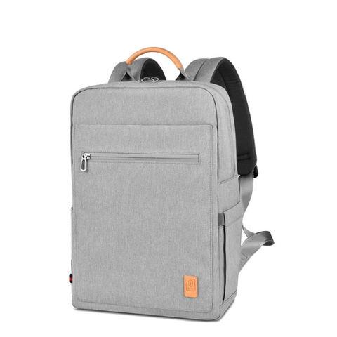 Рюкзак стильный WiWU Pioneer серый