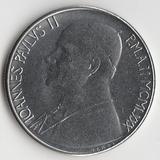 K9626, 1980, Ватикан, 100 лир Иоанн Павел II aUNC