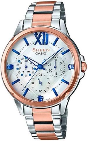 Часы женские Casio SHE-3056SPG-7AUER Sheen