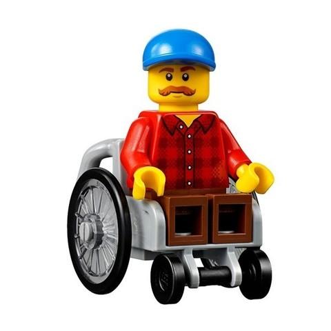 LEGO City: Праздник в парке 60134 — Fun in the Park — City People Pack — Лего Сити Город