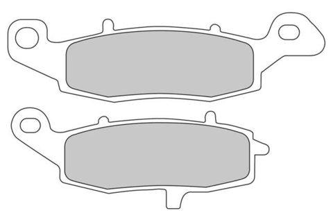 Тормозные колодки Ferodo FDB2048P