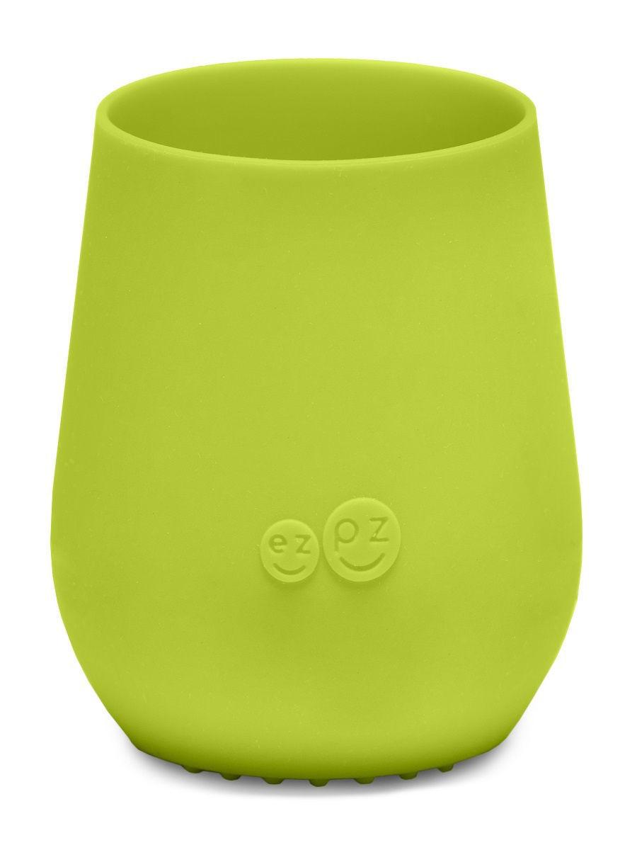 Кружка силиконовая цвет лайм EZPZ Tiny Cup