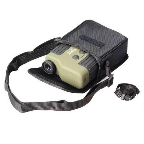 Лазерный дальномер Veber 7x25 LRF1500 green
