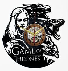 Игра престолов Часы из Пластинки — Дейнерис