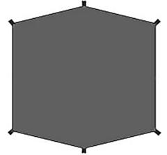 Пол для палатки Maverick 4 Season