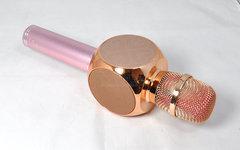 Микрофон(розовый) YS-63