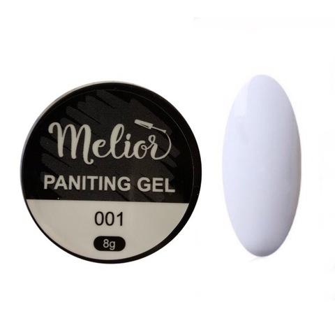 Гель-краска Melior №01 (белая)