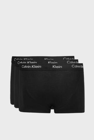 Мужские черные боксеры (3 шт) Calvin Klein