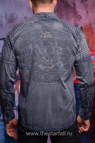 Affliction рубашка 110WV710