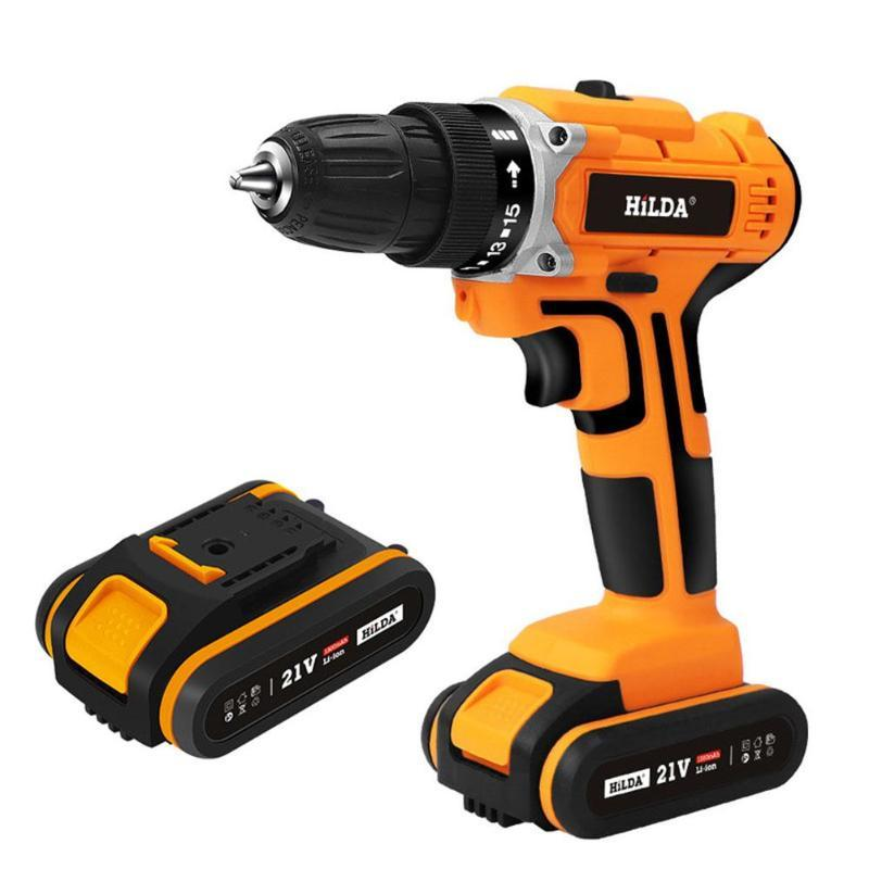 HiLDA Шуруповерт HiLDA 21В DZ275 12V-Lithium-Battery-Household-Charging-Electric-Screwdriver-Mini-Cordless-Drill-Rechargeable-Cor.jpg