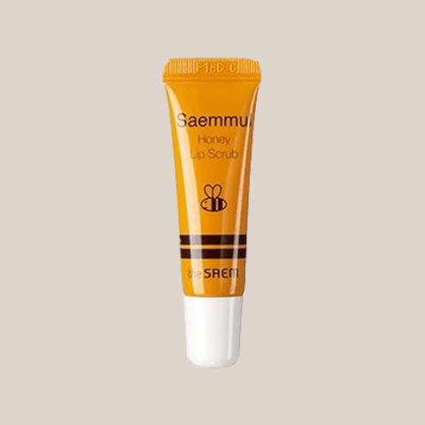 Скраб для губ медовый The Saem Saemmul Honey Lip Scrub