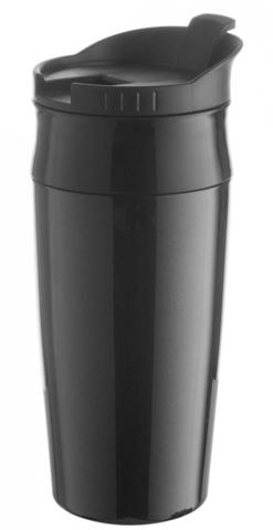 Saturnia Travel Mug, black