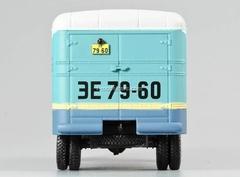 GAZ-51 Van advertising Dishes 1953 DIP 1:43