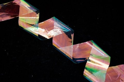 Дизайн - Битое стекло, жемчужное