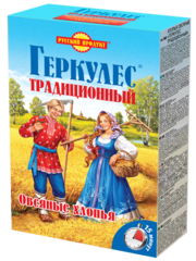 """Геркулес """"Русский продукт"""" Традиционный 500 г"""