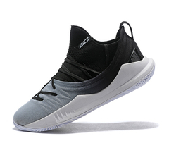 Under Armour Curry 5 Low 'Black/Gray'