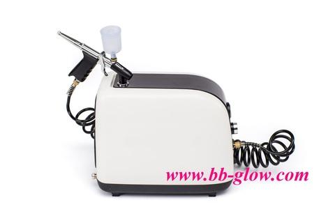 Полупрофессиональный аппарат для газожидкостного пилинга и барофореза