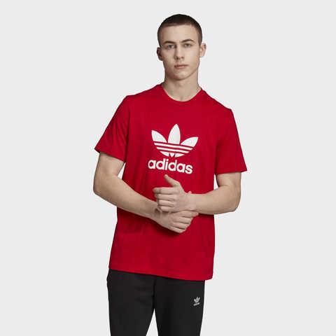 Футболка мужская adidas ORIGINALS TREFOIL