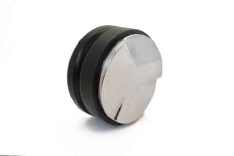 Пуш темпер из нержавеющей стали (Smooth tamper, 58 мм)