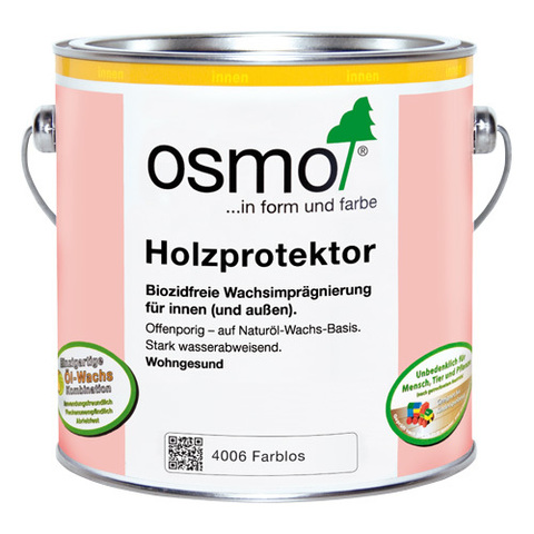 Водоотталкивающая пропитка OSMO Holzprotektor