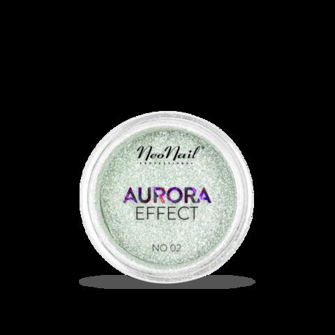 NeoNail Пудра Aurora Effect 02