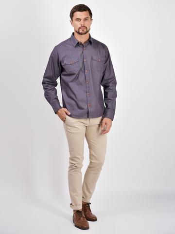Рубашка д/р муж.  M922-02G-15SR