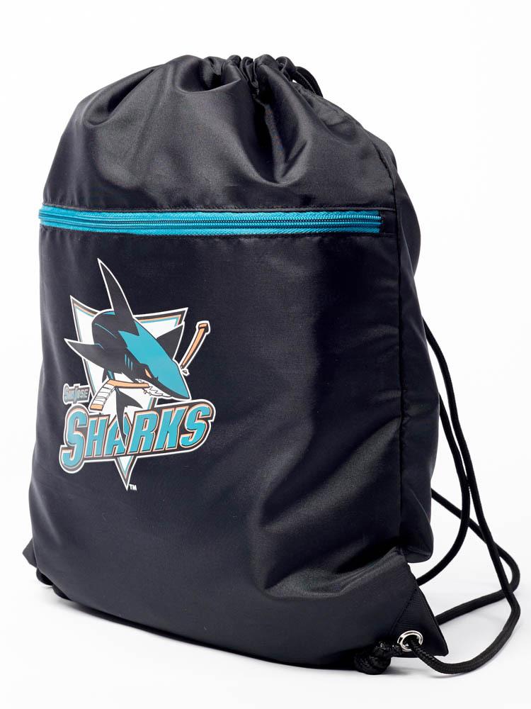 Мешок для обуви NHL San Jose Sharks
