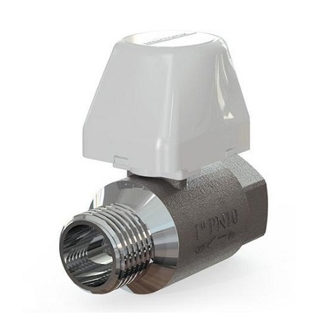 Кран шаровой с электроприводом Аквасторож-25 Классика (1