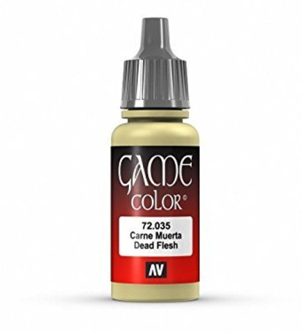 Game Color Dead Flesh 17 ml.