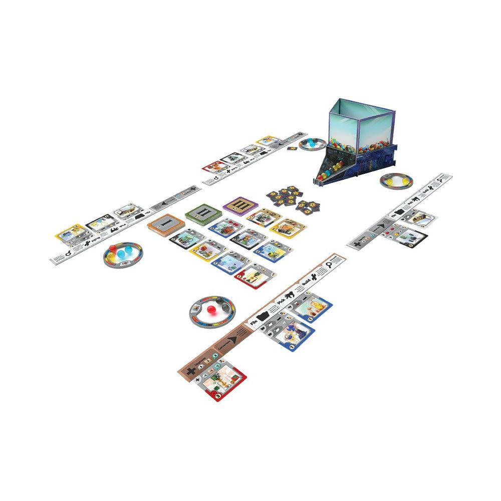 Настольная игра Прибамбасы (Gizmos) комплектация