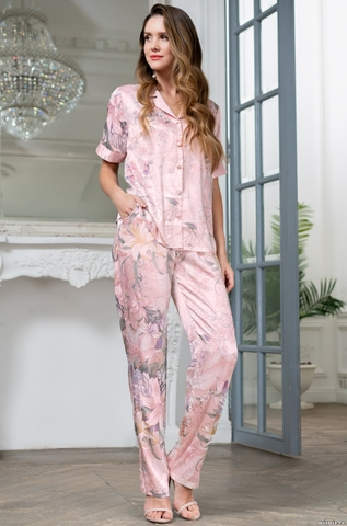 Женская пижама Mia Amore Edem 5975 (70% нат.шелк)