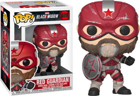 Red Guardian (Black Widow) Funko Pop! Vinyl Figure || Красный Страж